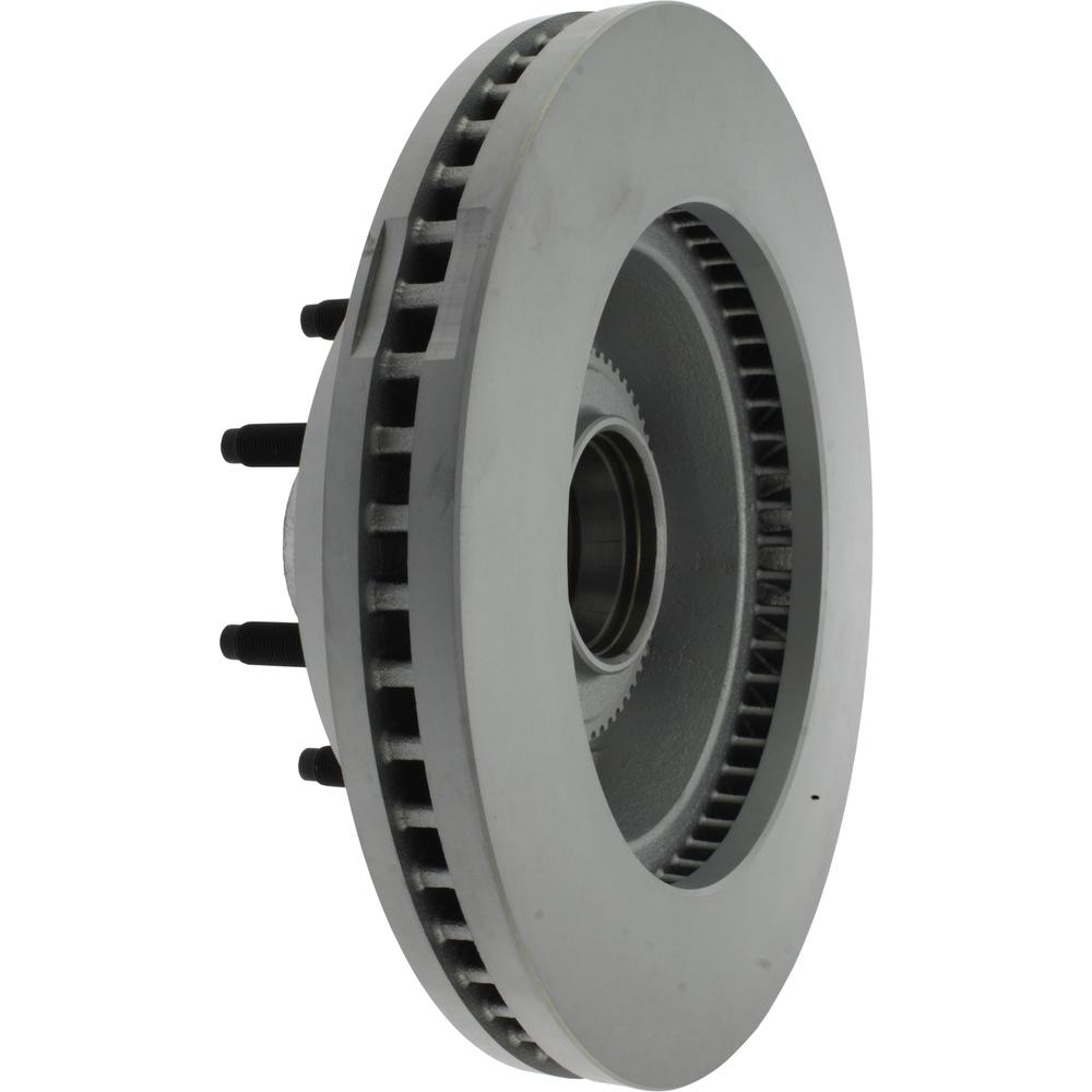 CENTRIC PARTS - Centric GCX Disc Brake Rotors - Full Coating (Front) - CEC 320.65124F