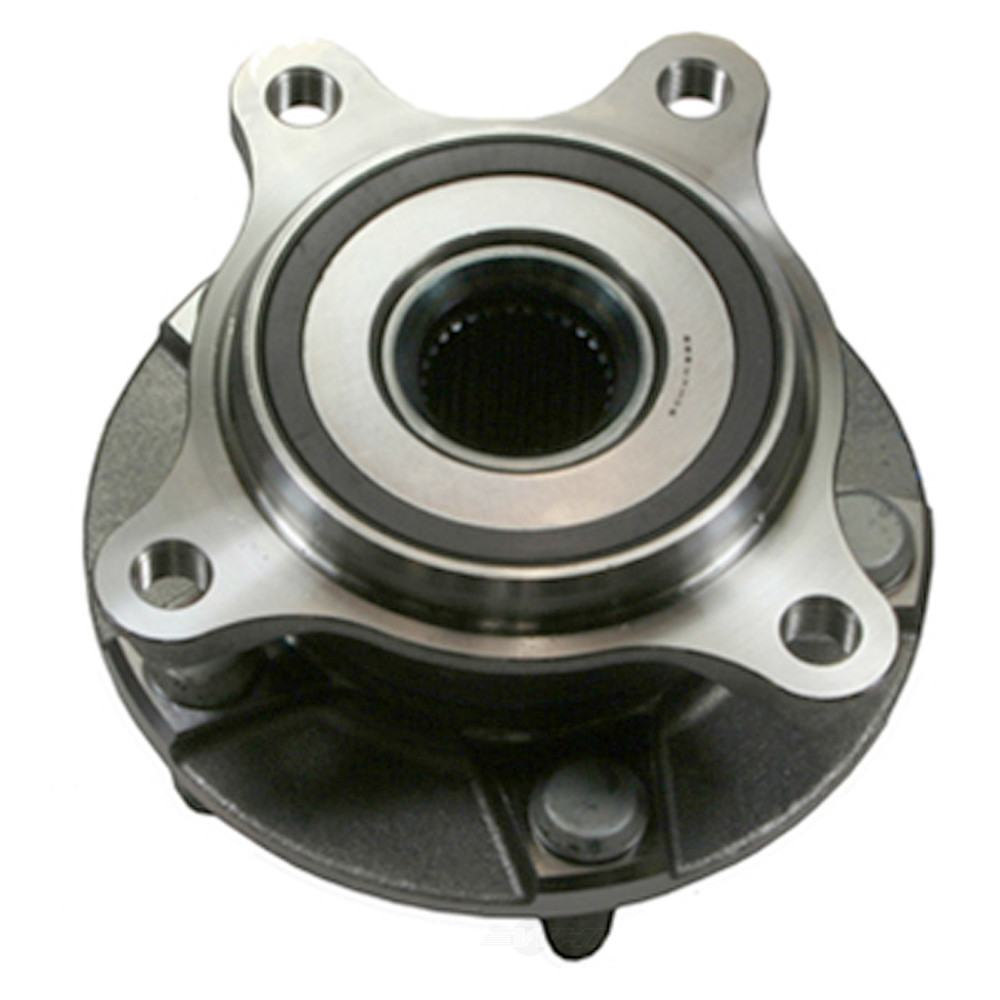 CENTRIC PARTS - Premium Hubs (Front Right) - CEC 401.44001