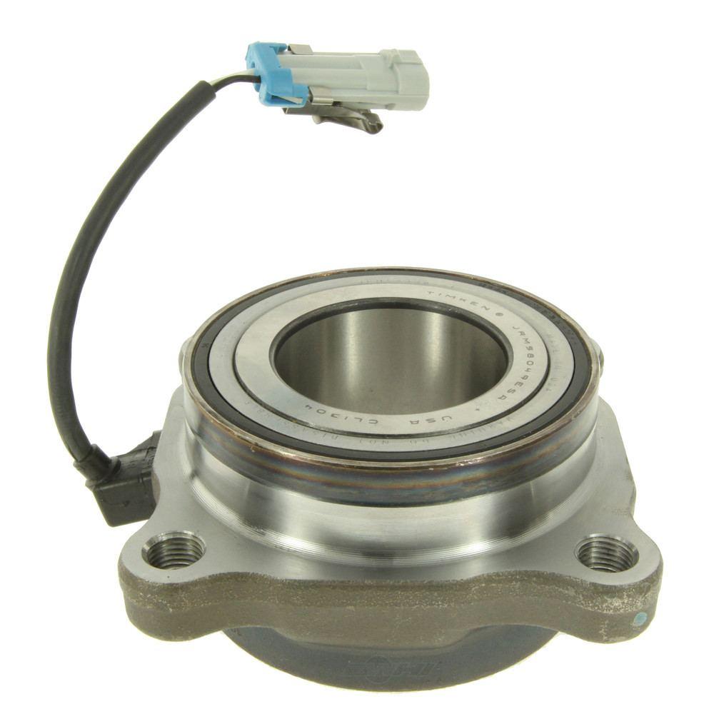 CENTRIC PARTS - Centric Premium Wheel Bearing Hub Repair Kits & Hub Assemblies - CEC 402.62015