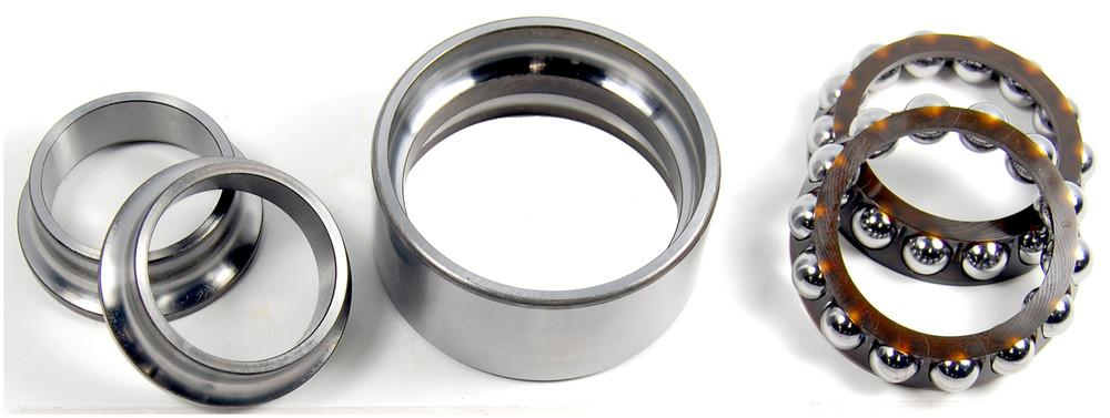 CENTRIC PARTS - Centric Premium Axle Shaft, Hub & Wheel Bearings ( Without ABS Brakes, With ABS Brakes, Front) - CEC 412.44001