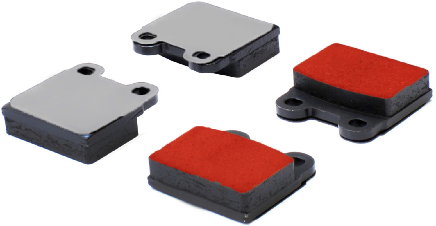 CENTRIC PARTS - PQ PRO Brake Pads (Front) - CEC 500.00300