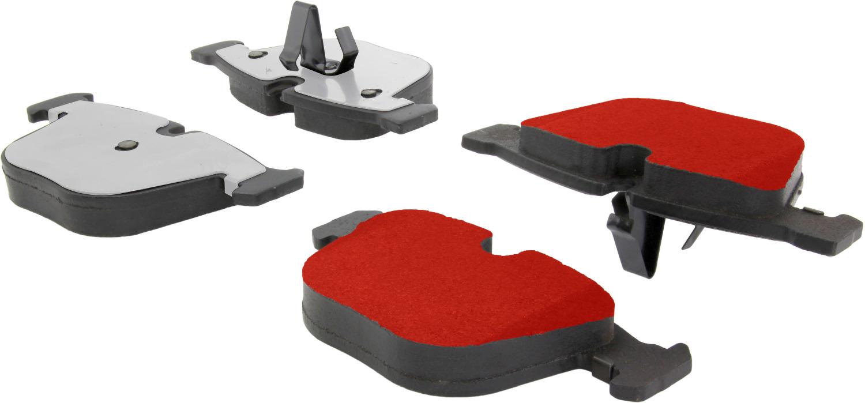 CENTRIC PARTS - Centric PQ PRO Disc Disc Brake Pad Sets (Rear) - CEC 500.09190