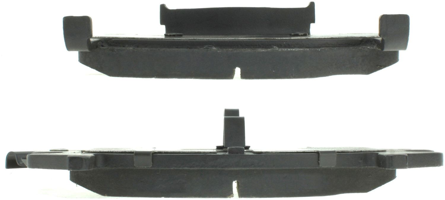 CENTRIC FLEET PERFORMANCE - Centric Fleet Performance Pads w/Hardware (Front) - CEF 306.01540