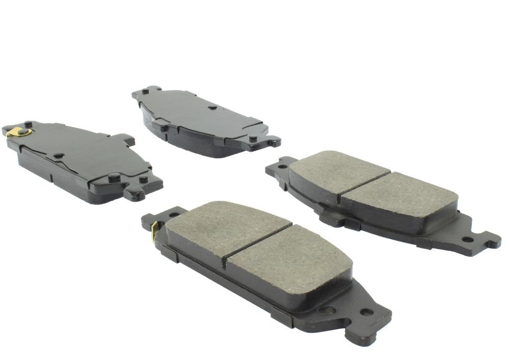 CENTRIC FLEET PERFORMANCE - Centric Fleet Performance Pads W/hardware - CEF 306.07270