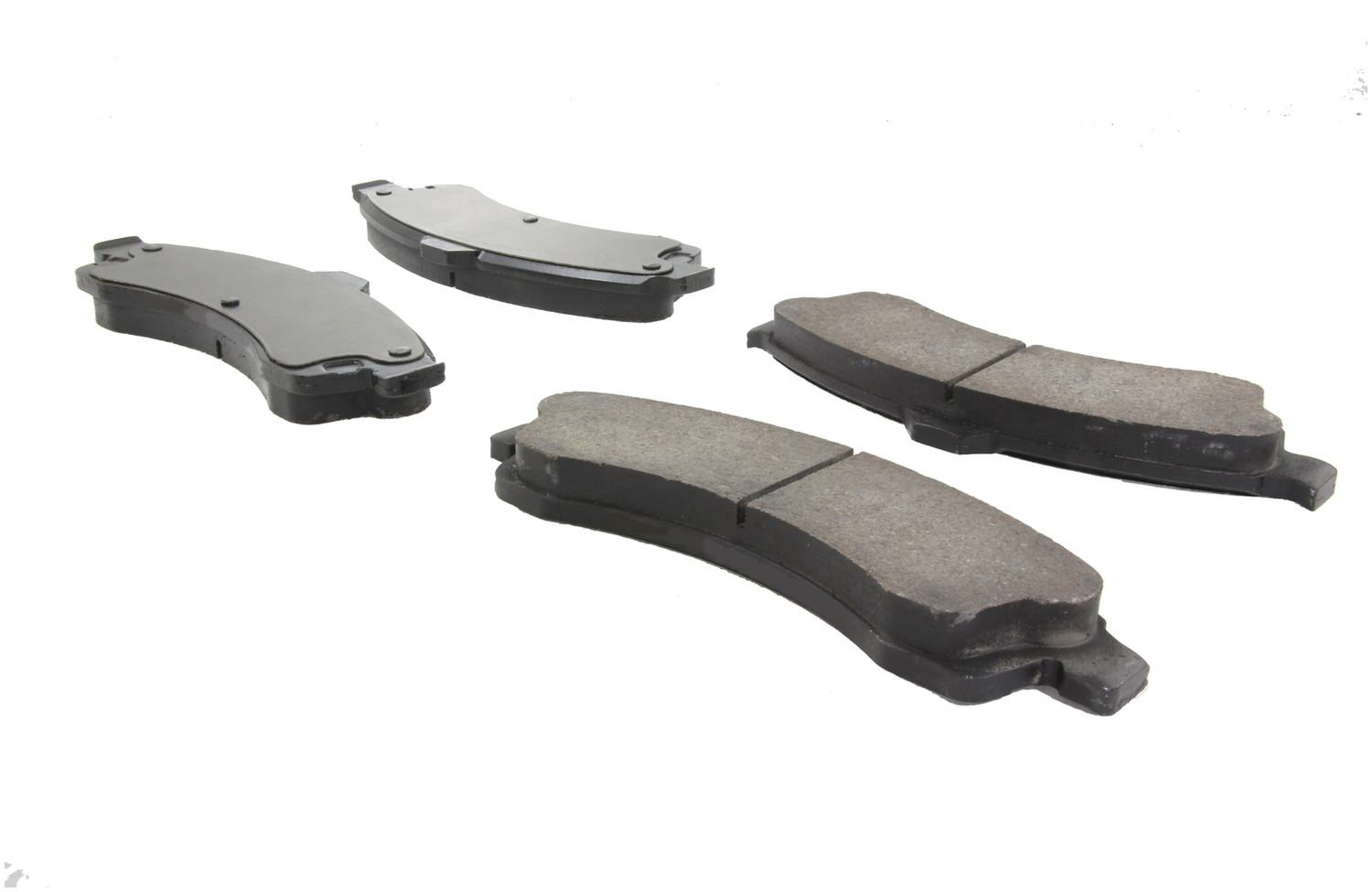 CENTRIC FLEET PERFORMANCE - Centric Fleet Performance Pads W/hardware - CEF 306.08820