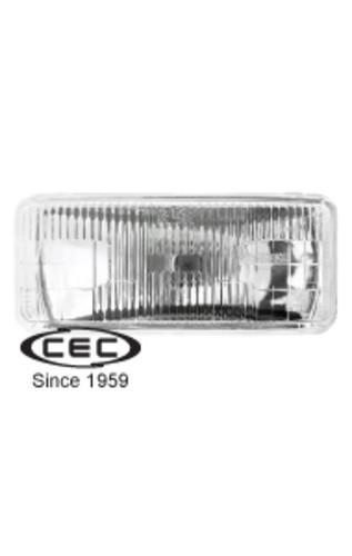 CEC INDUSTRIES - Halogen Headlight - CEI H4351