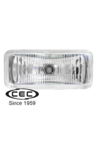 CEC INDUSTRIES - Halogen Headlight - CEI H4352
