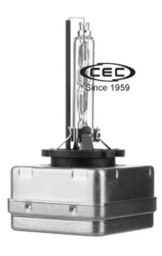 CEC INDUSTRIES - Halogen Headlight - CEI D1S