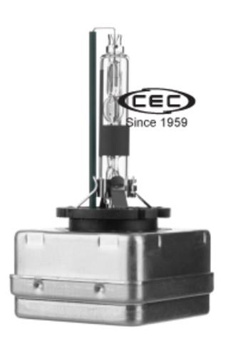 CEC INDUSTRIES - Headlight Bulb - CEI D3R