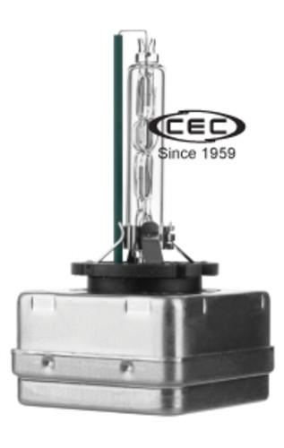 CEC INDUSTRIES - Halogen Headlight - CEI D3S