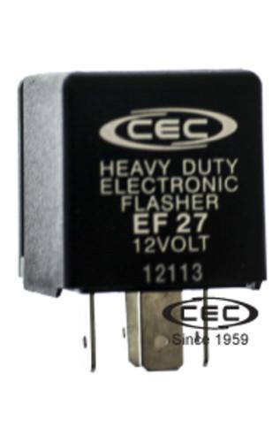 CEC INDUSTRIES - Hazard Warning Flasher - CEI EF27