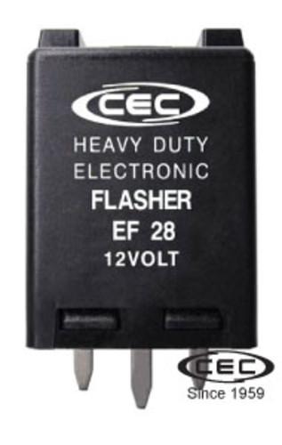 CEC INDUSTRIES - Hazard Warning Flasher - CEI EF28