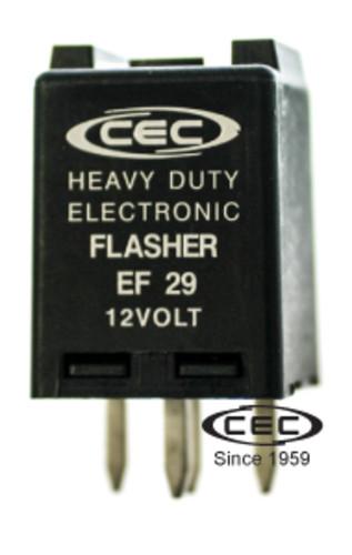 CEC INDUSTRIES - Hazard Warning Flasher - CEI EF29