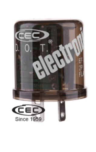 CEC INDUSTRIES - Turn Signal Flasher - CEI EF32