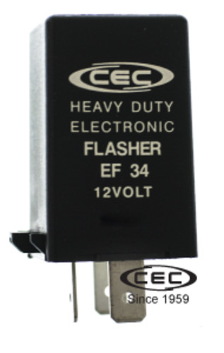 CEC INDUSTRIES - Hazard Warning Flasher - CEI EF34