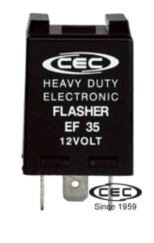 CEC INDUSTRIES - Turn Signal Flasher - CEI EF35