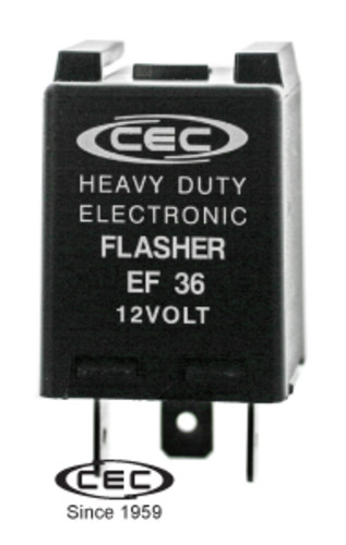 CEC INDUSTRIES - Hazard Warning Flasher - CEI EF36