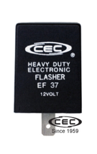 CEC INDUSTRIES - Turn Signal Flasher - CEI EF37