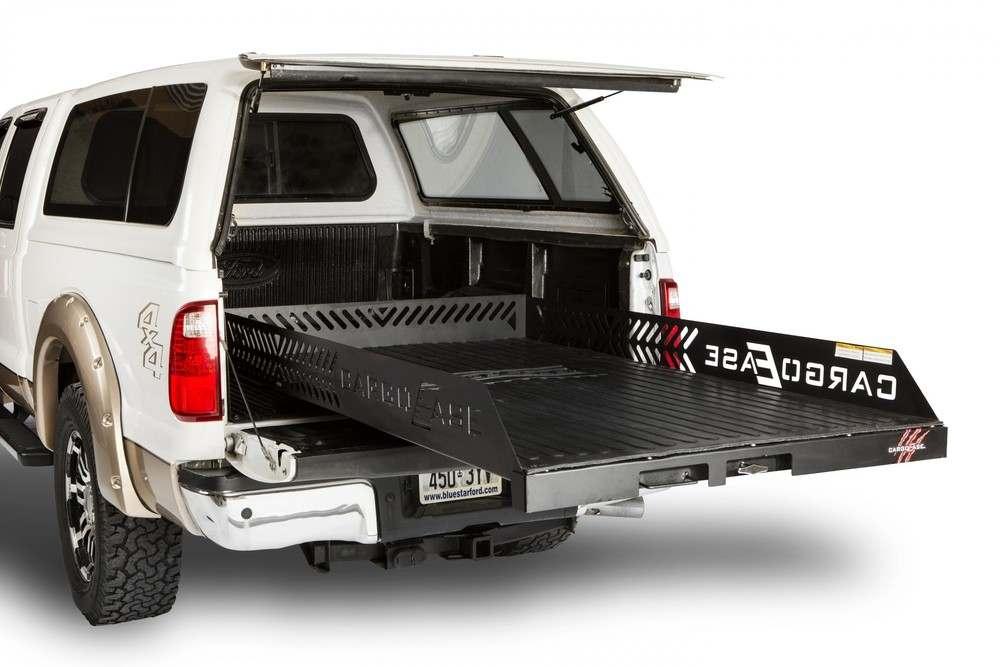 CARGOEASE - Titan 3000 Cargo Slide 3000 Lb Capacity 99-Pres Silverado/Sierra Dodge R - CGO CE7548C3