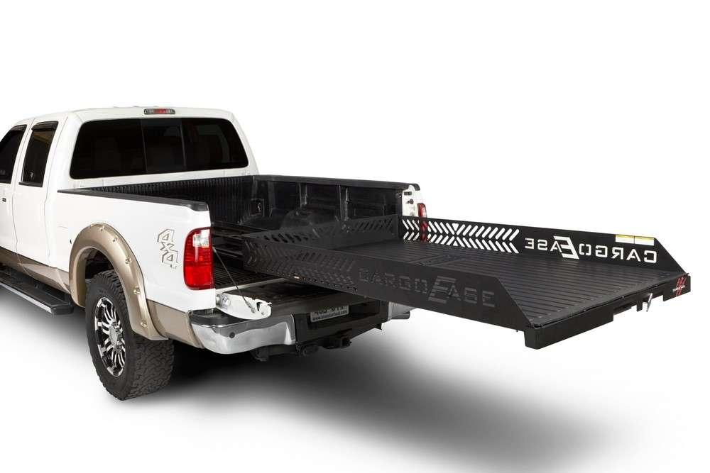 CARGOEASE - Full Extension Series Cargo Slide 2000 Lb Capacity 07-Pres Silverado/GMC - CGO CE9548FX