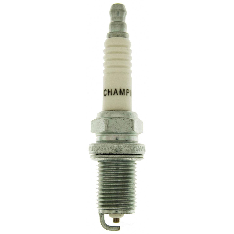 CHAMPION SPARK PLUGS - Copper Plus Spark Plug - CHA 418
