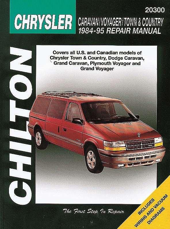 CHILTON BOOK COMPANY - Repair Manual - CHI 20300
