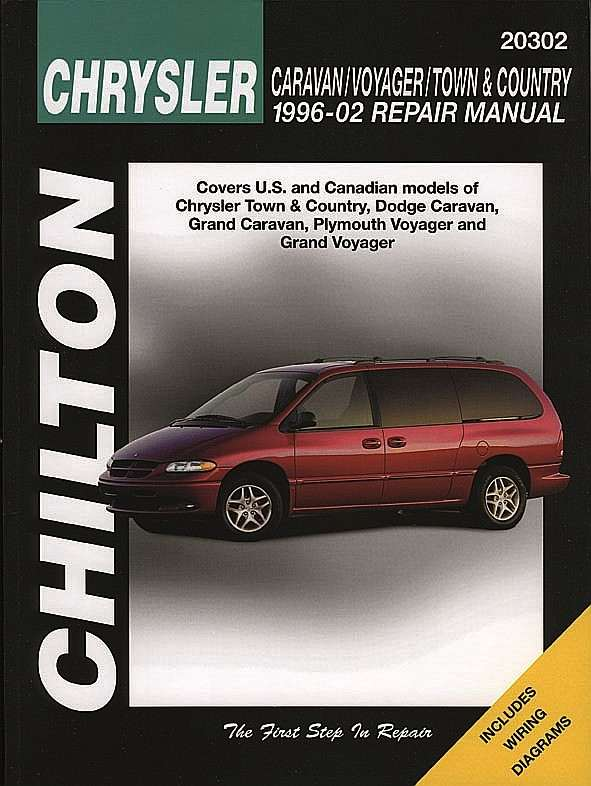 CHILTON BOOK COMPANY - Repair Manual - CHI 20302