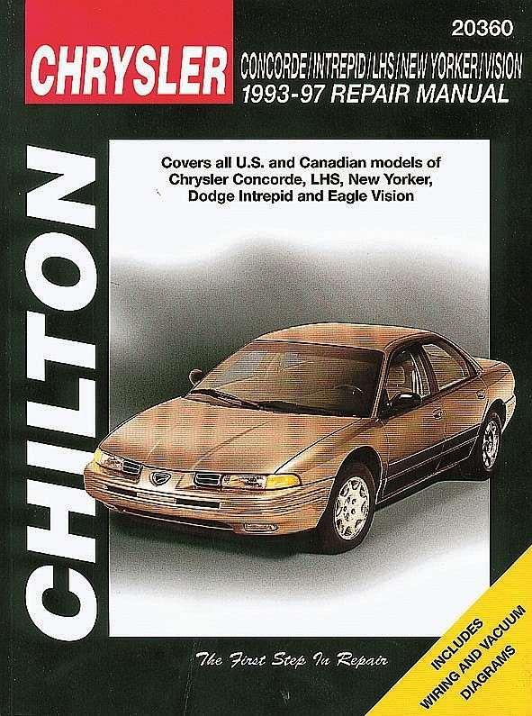 CHILTON BOOK COMPANY - Repair Manual - CHI 20360