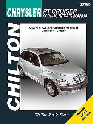 CHILTON BOOK COMPANY - Repair Manual - CHI 20390