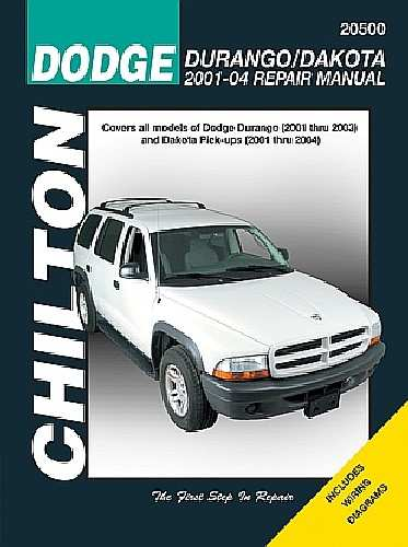 CHILTON BOOK COMPANY - Repair Manual - CHI 20500
