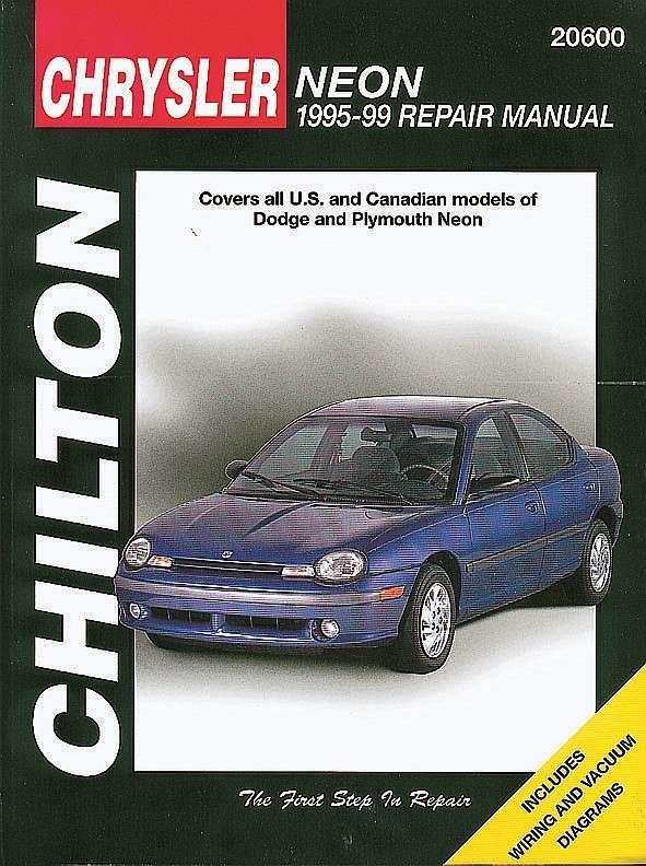 CHILTON BOOK COMPANY - Repair Manual - CHI 20600