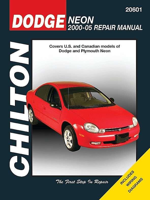 CHILTON BOOK COMPANY - Repair Manual - CHI 20601
