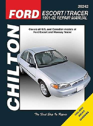 CHILTON BOOK COMPANY - Repair Manual - CHI 26242