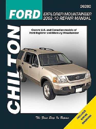 CHILTON BOOK COMPANY - Repair Manual - CHI 26280