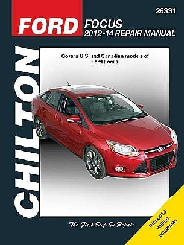 CHILTON BOOK COMPANY - Repair Manual - CHI 26331