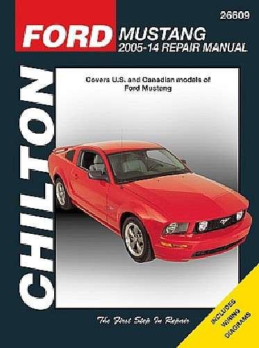 CHILTON BOOK COMPANY - Repair Manual - CHI 26609