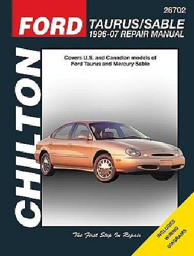 CHILTON BOOK COMPANY - Repair Manual - CHI 26702