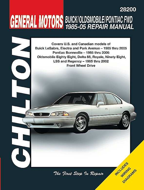 CHILTON BOOK COMPANY - Repair Manual - CHI 28200