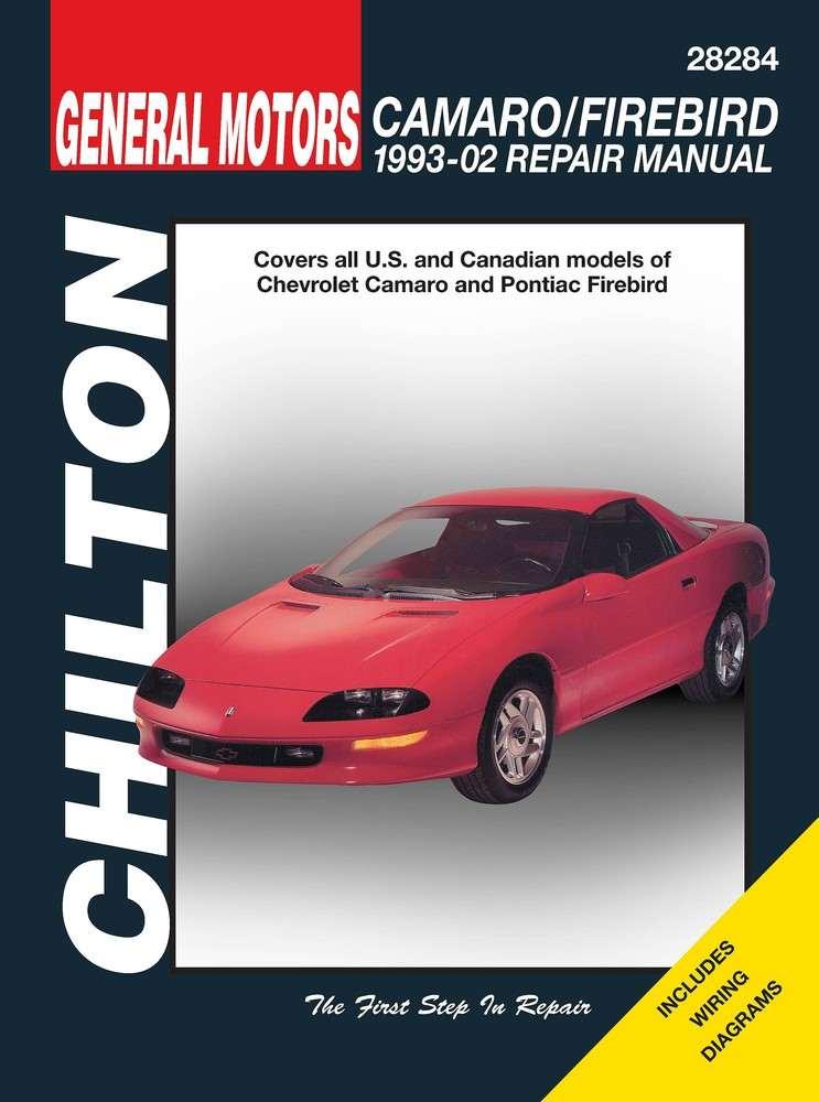 CHILTON BOOK COMPANY - Repair Manual - CHI 28284