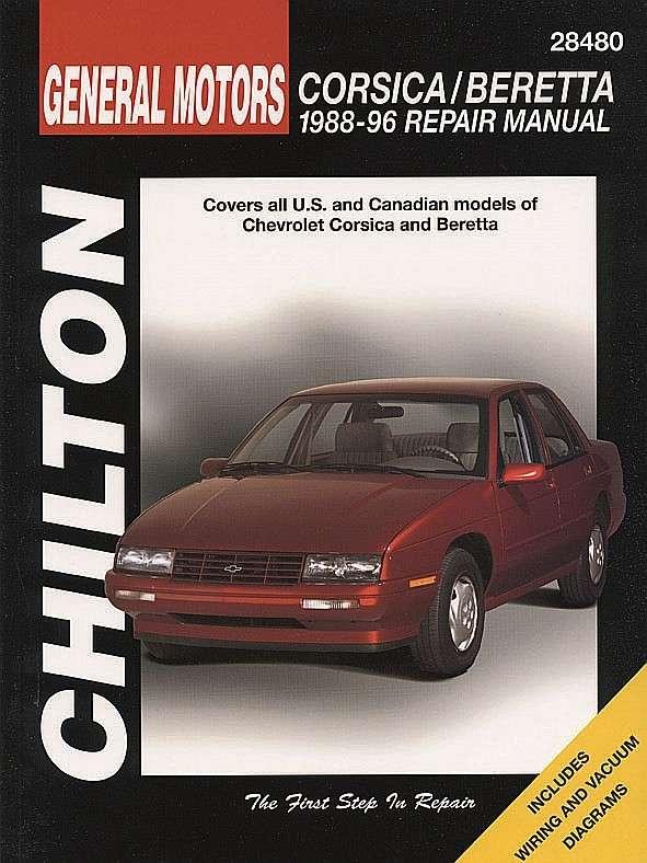 CHILTON BOOK COMPANY - Repair Manual - CHI 28480