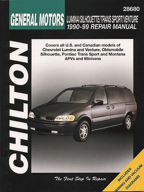 CHILTON BOOK COMPANY - Repair Manual - CHI 28680