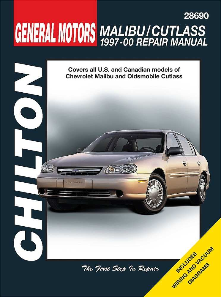 CHILTON BOOK COMPANY - Repair Manual - CHI 28690