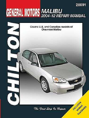 CHILTON BOOK COMPANY - Repair Manual - CHI 28691