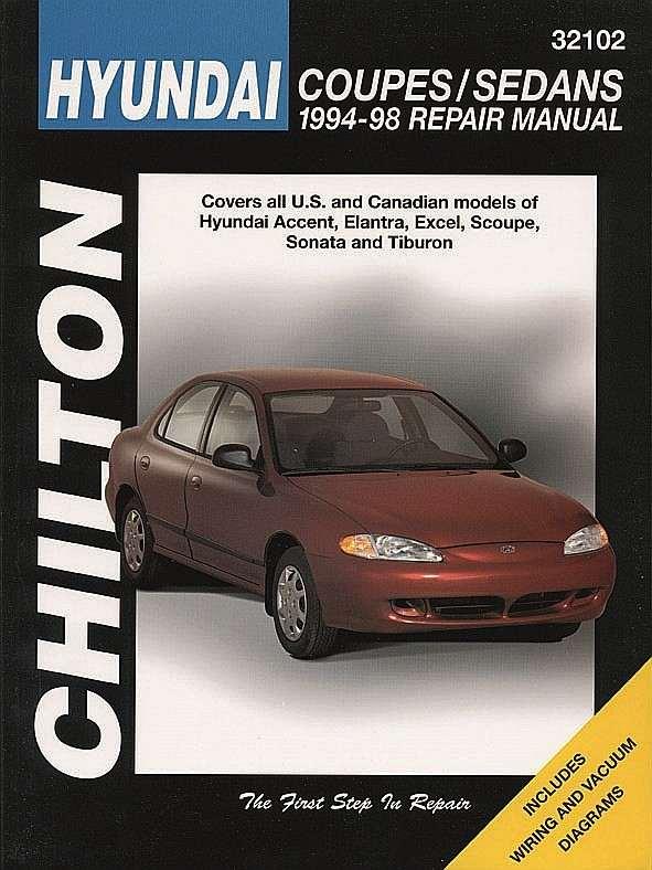 CHILTON BOOK COMPANY - Repair Manual - CHI 32102