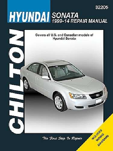 CHILTON BOOK COMPANY - Repair Manual - CHI 32205