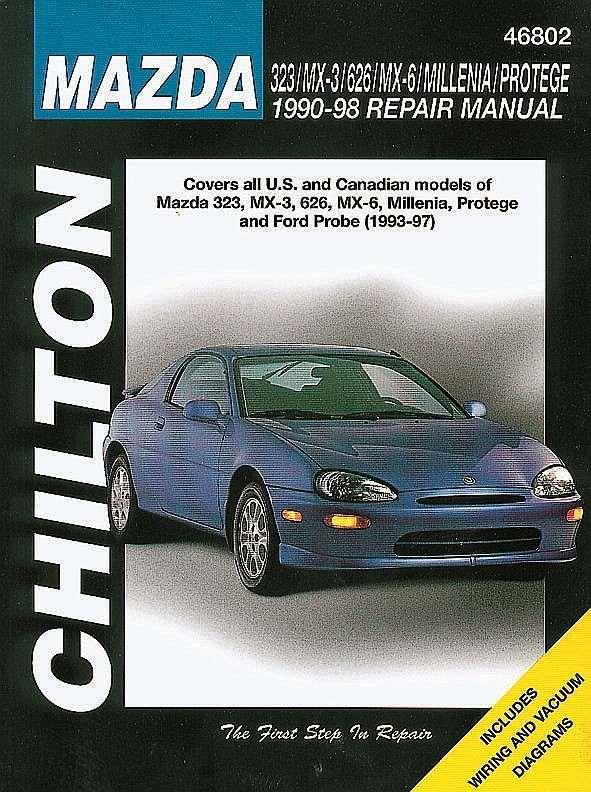 CHILTON BOOK COMPANY - Repair Manual - CHI 46802