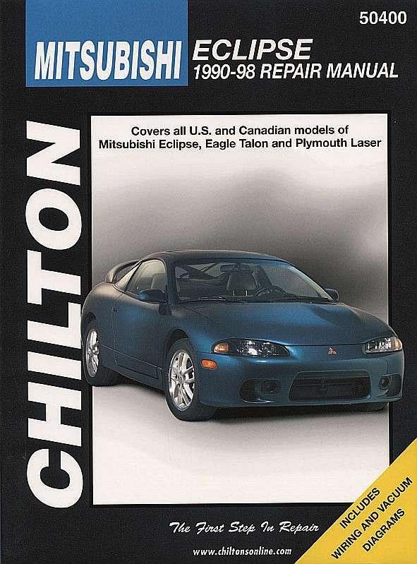 CHILTON BOOK COMPANY - Repair Manual - CHI 50400