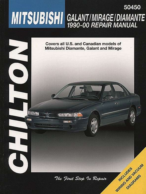 CHILTON BOOK COMPANY - Repair Manual - CHI 50450