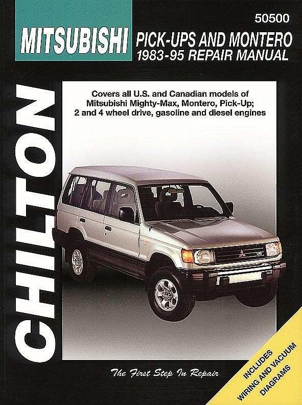 CHILTON BOOK COMPANY - Repair Manual - CHI 50500