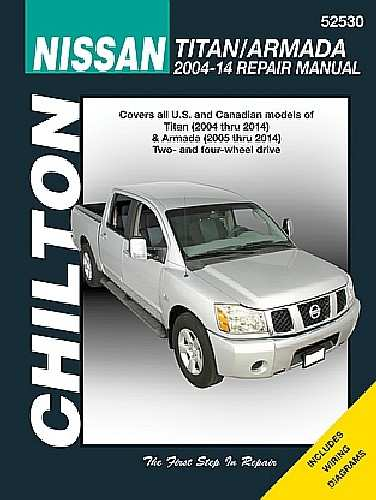 CHILTON BOOK COMPANY - Repair Manual - CHI 52530